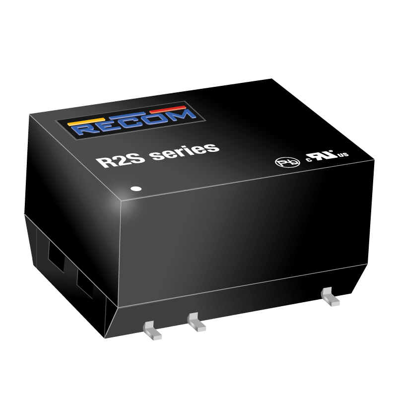 Power Products Voltage Converters, Inverters, Transformers DC-DC Converters R2S-053.3/P by Recom Power