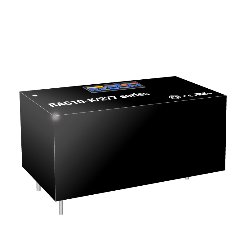 Accessories Power Entry Modules RAC10-15SK/277 by Recom Power