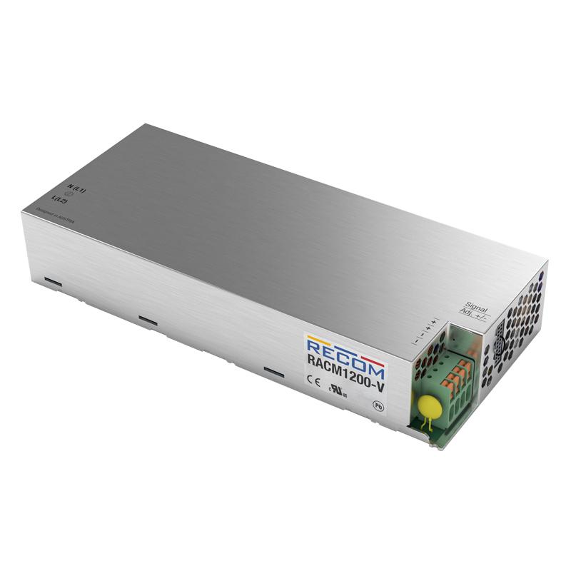 Switching Power Supplies RACM1200-24SAV/ENC by Recom Power