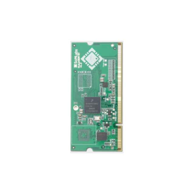 Industrial Control Relays, I-O Modules SLS12RT62_528C_32R_16QSPI_0SF_I by B&B