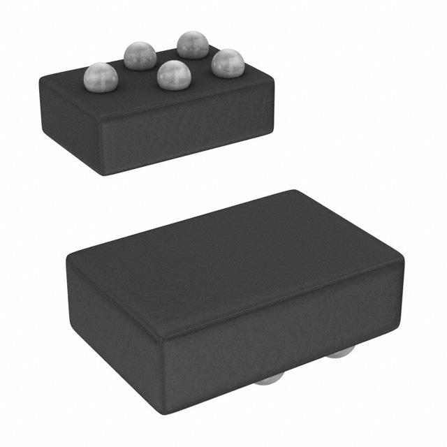 Passive Components Filters/Ferrites/EMI-RFI Components EMI - RFI Shielding - Suppression BAL-NRF01D3 by STMicroelectronics