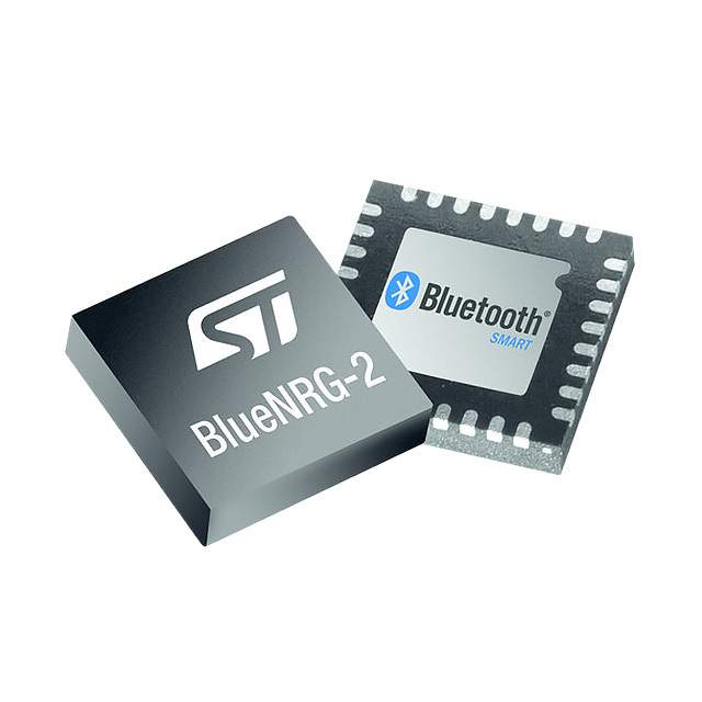 BLUENRG-232 footprint & symbol by STMicroelectronics | SnapEDA