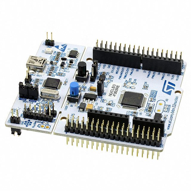 NUCLEO-F303RE footprint & symbol by STMicroelectronics | SnapEDA