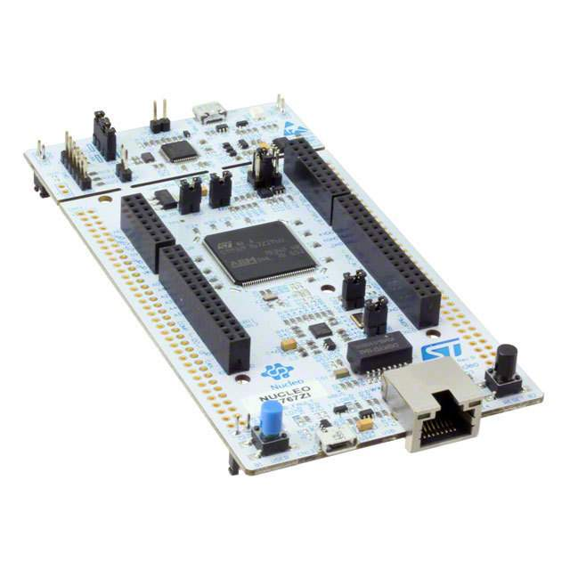 Semiconductors Microprocessors & Microcontrollers Development Kits NUCLEO-F767ZI by STMicroelectronics