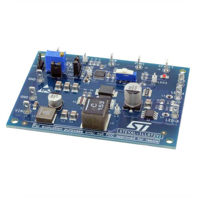 STEVAL-ILL072V1 by STMicroelectronics