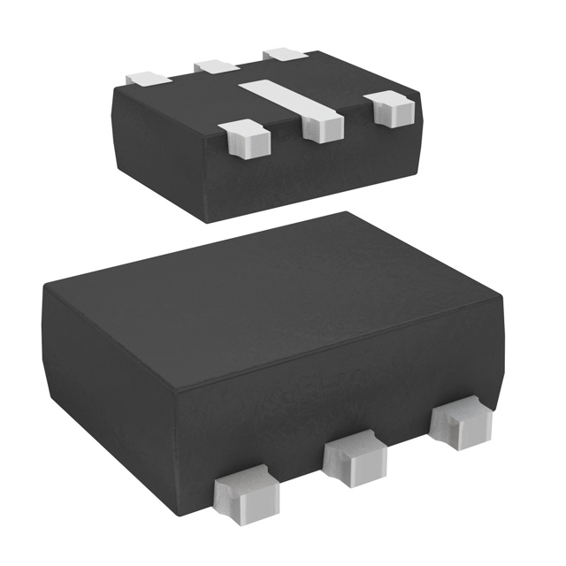 Image of USBLC6-2P6 by STMicroelectronics