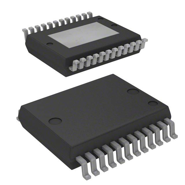 Semiconductors Power Management Hot Swap and Power Distribution VNQ5160KTR-E by STMicroelectronics