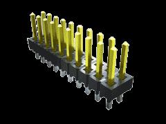 Accessories Battery Housings-Cradles TSW-150-08-L-D-RA by Samtec