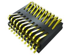Connectors Smart Card Connectors FSI-150-10-L-D-AD by Samtec