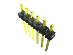 Semiconductors Analog to Digital, Digital to Analog  Converters MTMM-104-13-G-D-288 by Samtec