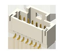 Accessories Battery Housings-Cradles T1M-05-F-SV-L by Samtec