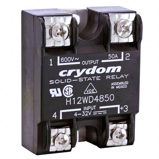 H12WD4850-10 by Sensata-Crydom