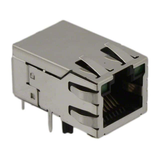 Connectors Modular Connectors SI-50170-F by Bel Magnetic Solutions