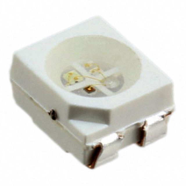 Optoelectronics Light Sources and Emitters LEDs LEDs (Discrete) XZM2CRKM2DGFBB45SCCB by SunLED