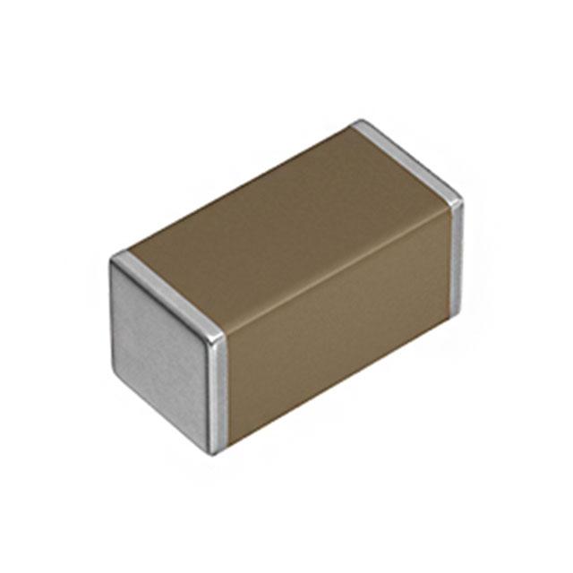 Passive Components Capacitors Ceramic Capacitors CGA5L1X7R1H106K160AC by TDK