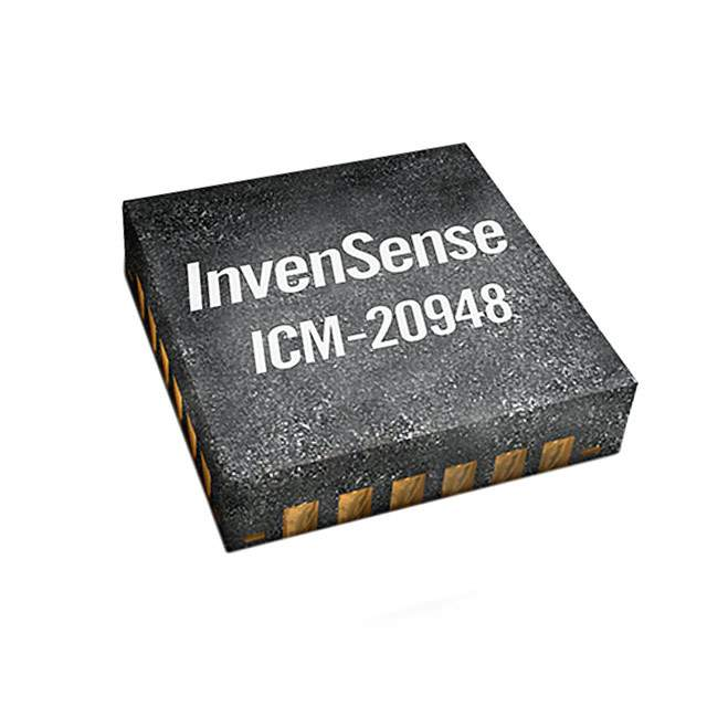 Industrial Control Sensors and Accessories Motion Inertial Measurement Units (IMUs) ICM-20948 by TDK InvenSense