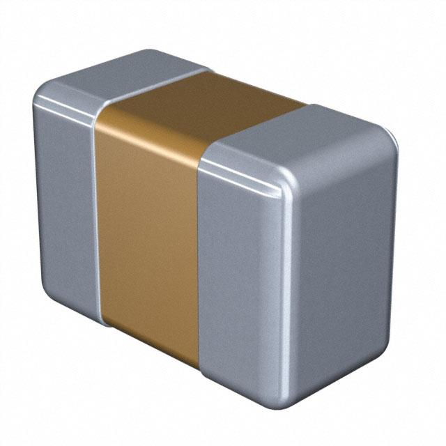 Passive Components Capacitors Single Components C1005X7R1C104K050BC by TDK-Lambda Americas Inc