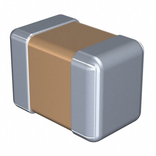 Passive Components Capacitors Single Components C2012X7R1E105K125AB by TDK-Lambda Americas Inc