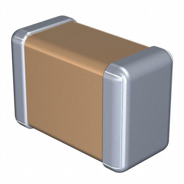 Passive Components Capacitors Ceramic Capacitors C3216C0G2A103J115AA by TDK