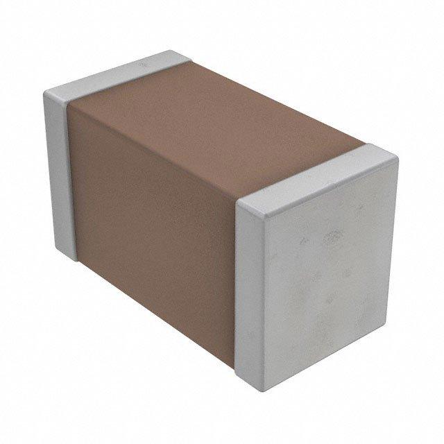 Passive Components Capacitors Ceramic Capacitors CGA3E1X7R1C105K080AC by TDK-Lambda Americas Inc