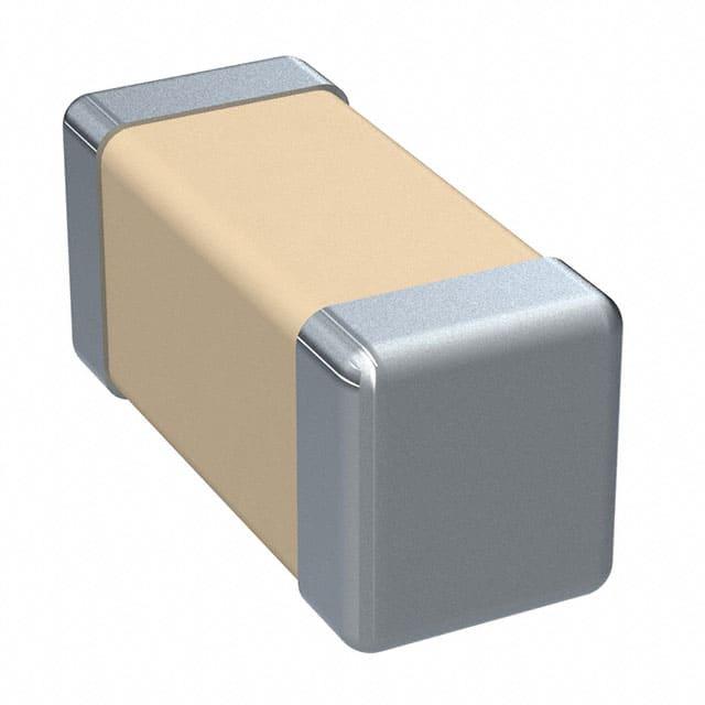 Passive Components Capacitors Ceramic Capacitors C0402C0G1C300J by TDK