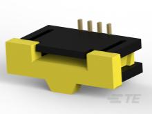 Connectors FFC - FPC 1734248-4 by TE Connectivity AMP Connectors