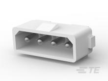 Connectors Headers 350543-1 by TE Connectivity AMP Connectors