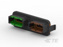 Image of DTM1312PC12PDR008 by TE Connectivity Deutsch Connectors