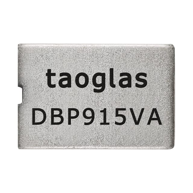 Semiconductors Amplifiers and Buffers Audio Amplifiers Signal Conditioning Amplifiers DBP.915.V.A.30 by Taoglas Limited