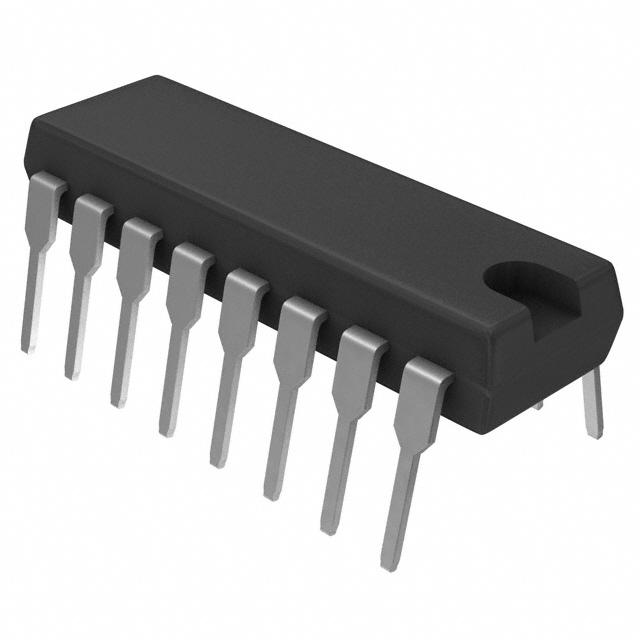Semiconductors Logic Counters CD4022BE by Texas Instruments