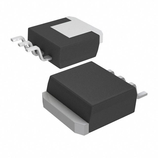 Semiconductors Discrete Components Transistors MOSFETs CSD19532KTT by Texas Instruments