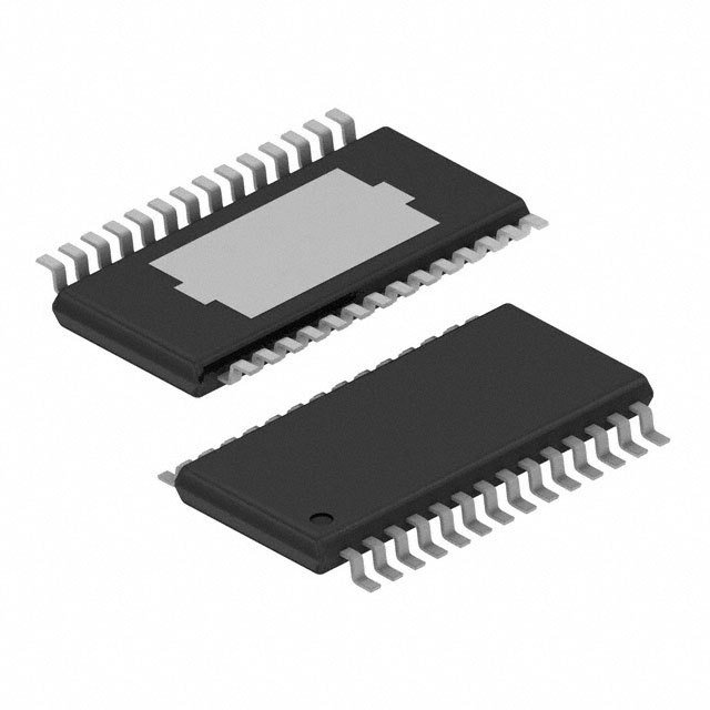 Image of DRV8825PWP by Texas Instruments
