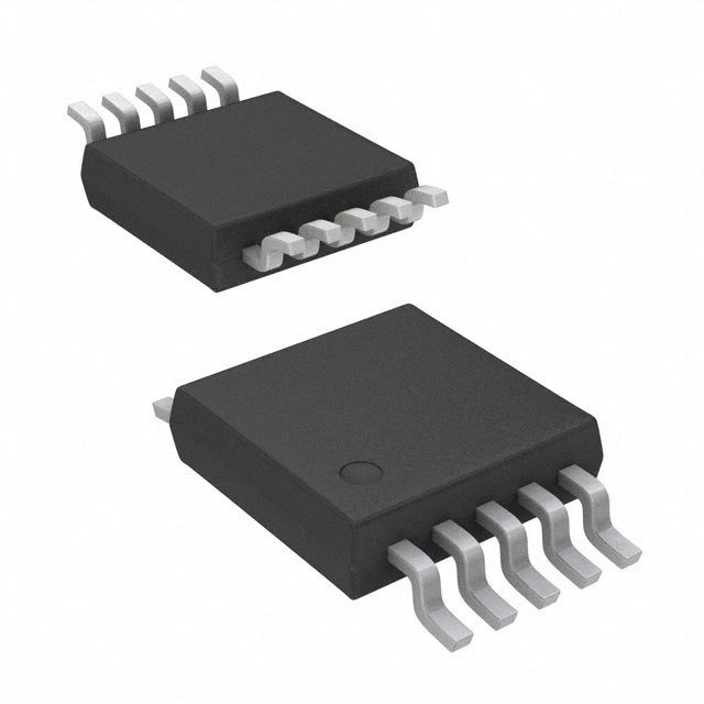 Image of INA226AIDGSR by Texas Instruments