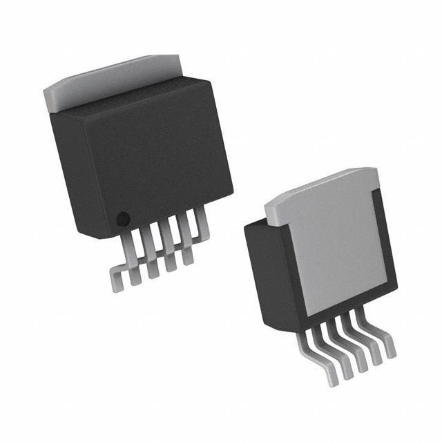 Semiconductors Power Management DC - DC Converters LM2596SX-ADJ by Texas Instruments