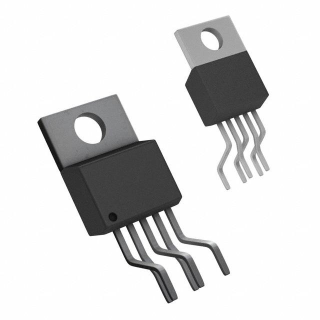 Semiconductors Power Management DC - DC Converters LM2596T-5.0/NOPB by Texas Instruments