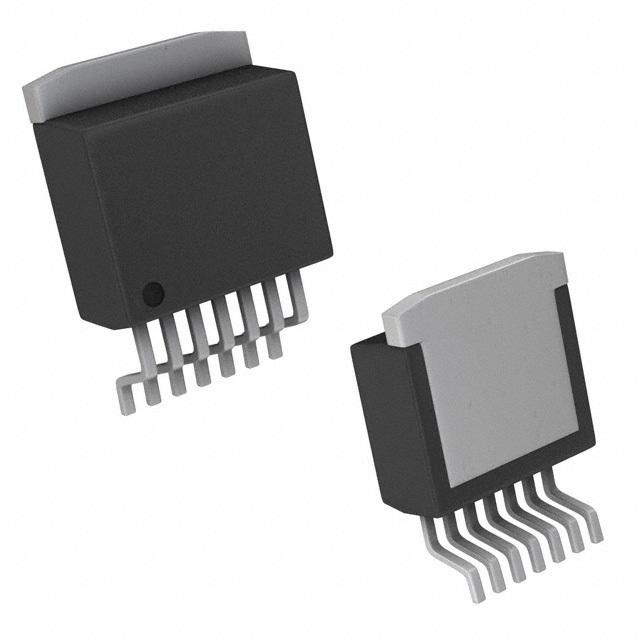 Image of LM2676S-ADJ by Texas Instruments