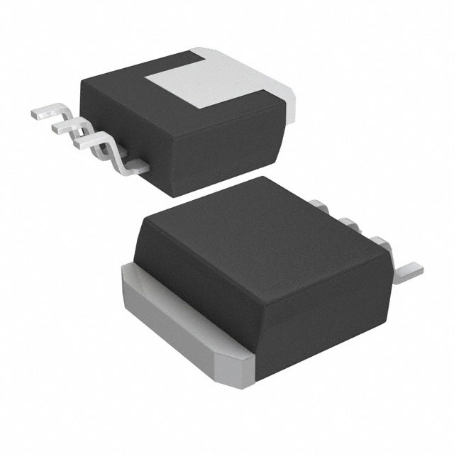 Semiconductors Power Management Voltage Regulators LM2937ESX-3.3/NOPB by Texas Instruments
