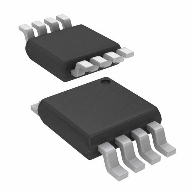 Image of LMV772QMM/NOPB by Texas Instruments