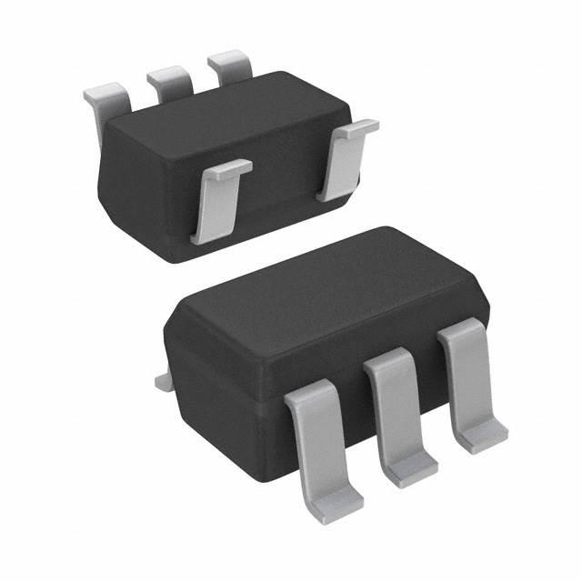 Semiconductors Power Management Linear Regulators LP5907QMFX-3.3Q1 by Texas Instruments