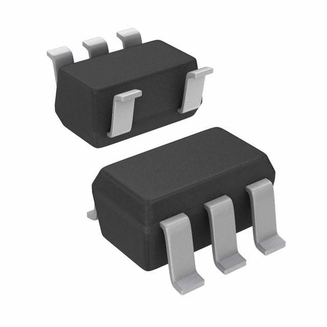 Semiconductors Amplifiers and Buffers Operational Amplifiers (General Purpose) OPA820IDBVT by Texas Instruments