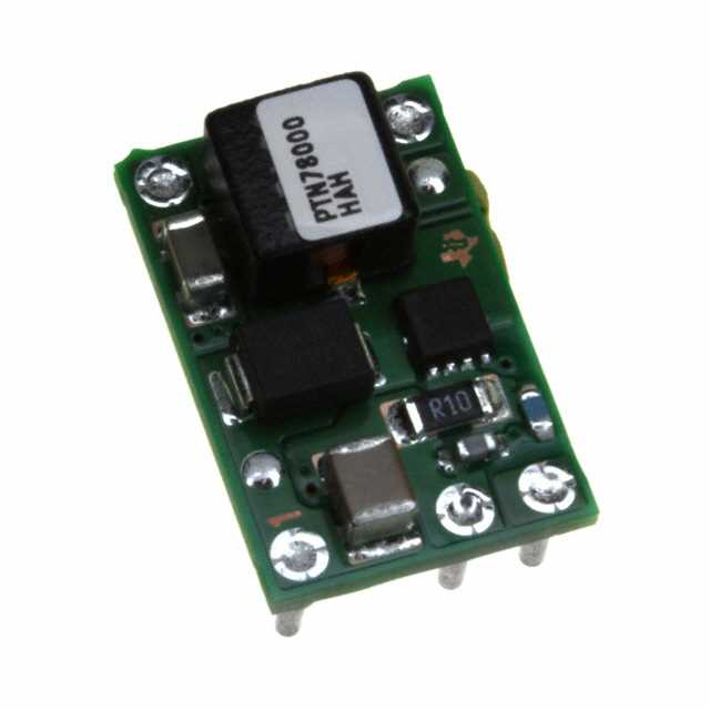 Semiconductors Power Management DC - DC Converters PTN78000HAH by Texas Instruments