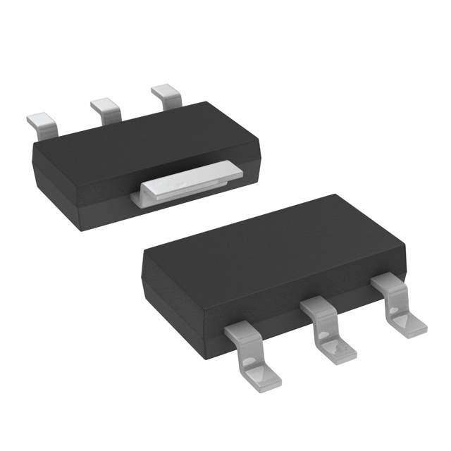 Semiconductors Power Management Voltage Regulators REG1117 by Texas Instruments