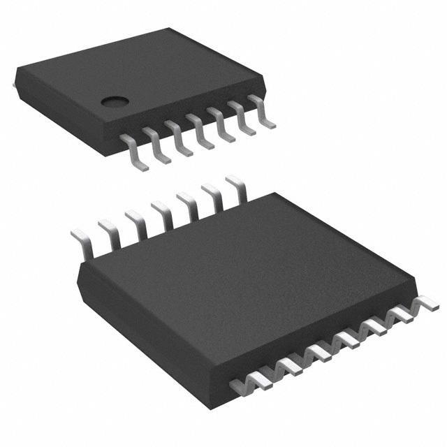 Semiconductors Logic Logic Gates, Single Buffer Gates SN74HC14PWR by Texas Instruments