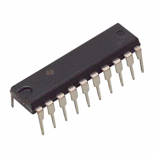 Semiconductors Logic Logic Gates, Single Buffer Gates SN74HC540N by Texas Instruments