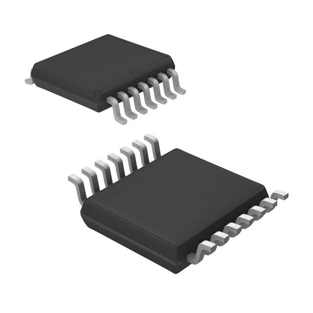 Semiconductors Logic Multiplexers SN74LV4051APWG4 by Texas Instruments