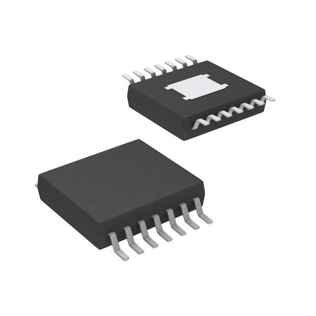 Semiconductors Amplifiers and Buffers Operational Amplifiers (General Purpose) THS6022IPWP by Texas Instruments