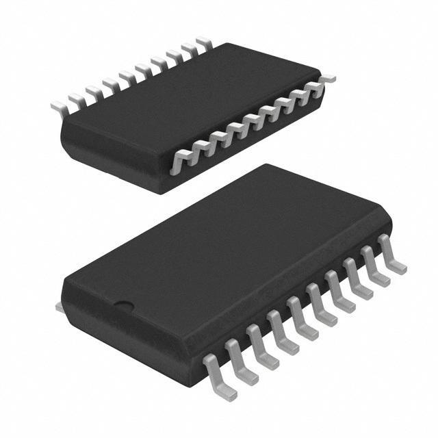 Semiconductors Analog to Digital, Digital to Analog  Converters Digital to Analog TLC7226IDW by Texas Instruments