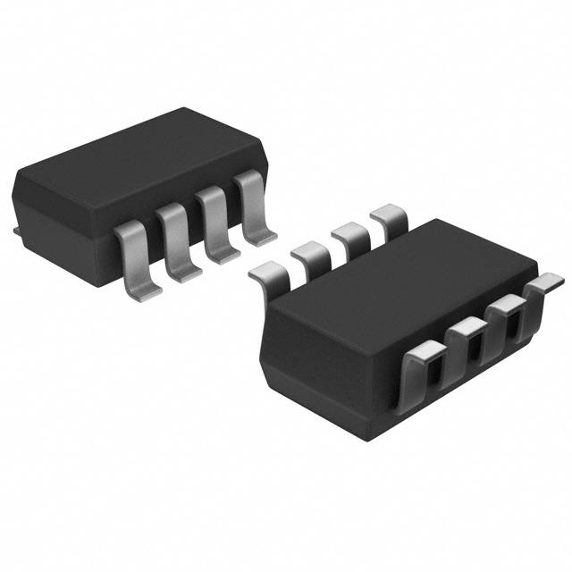 TPL0501-100DCNR footprint & symbol by Texas Instruments | SnapEDA