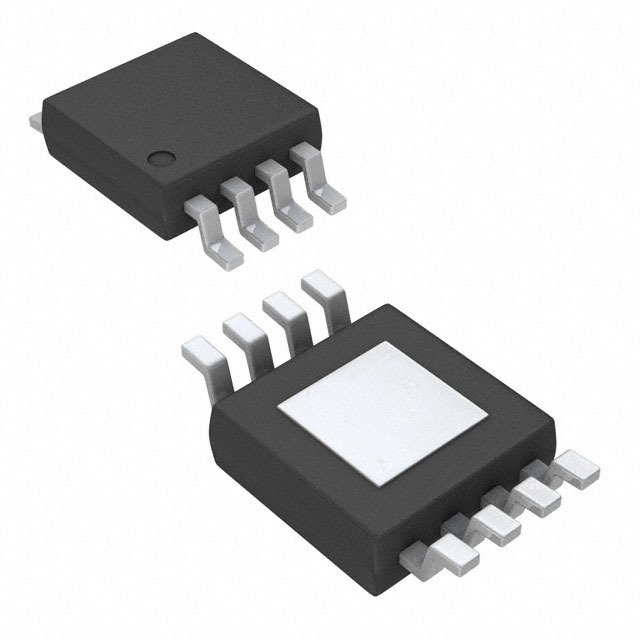 Image of UCC27324DGNR by Texas Instruments