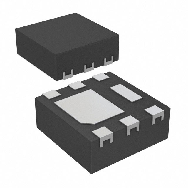 Image of SSM6J512NU,LF by Toshiba Semiconductor and Storage